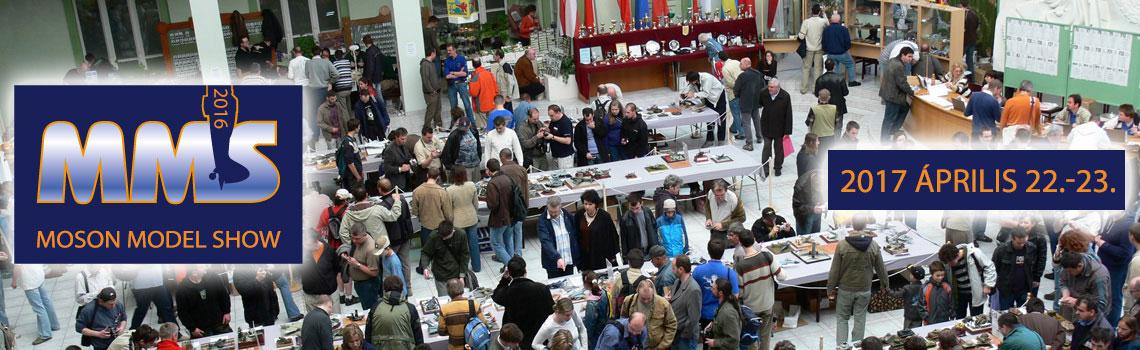 Exposición Moson Model Show