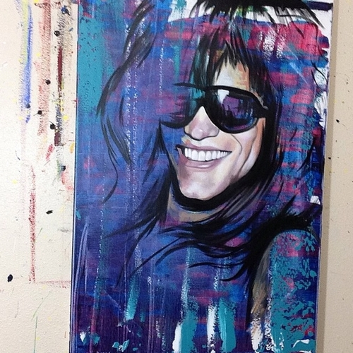 13-Jon-Bon-Jovi-Jonathan-Harris-Celebrity-Paintings-Images-and-Videos-www-designstack-co