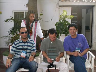 Encuentro de Escritores. Cartagena.