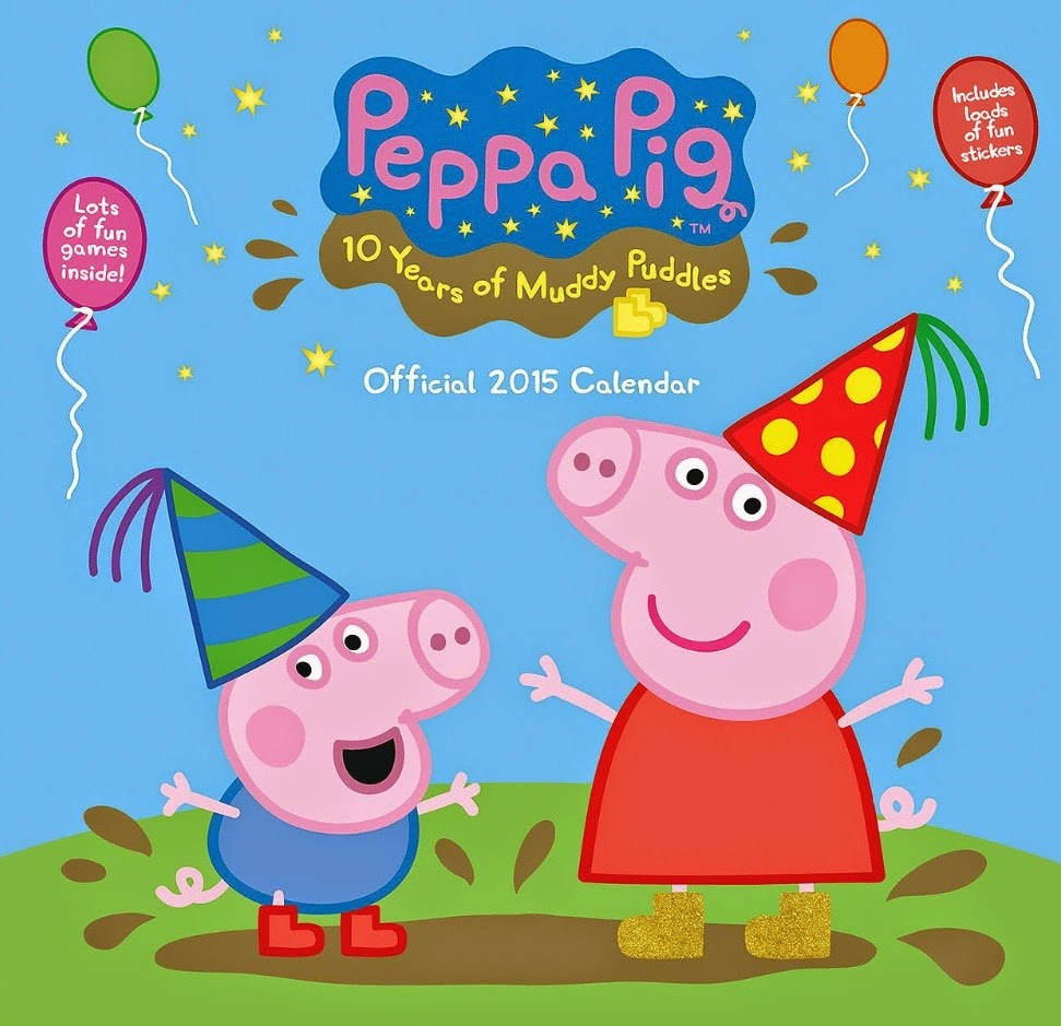 swinka peppa tapety