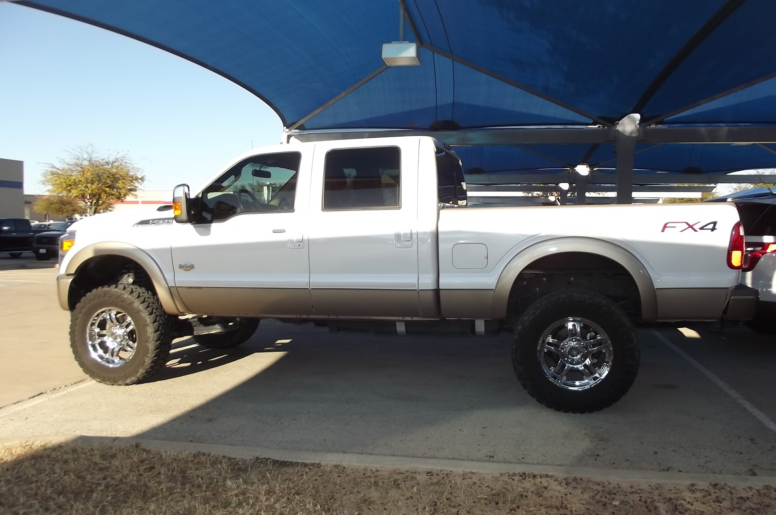 Off Road Ready Used 2012 Ford F250 6 Quot Lifted King Ranch