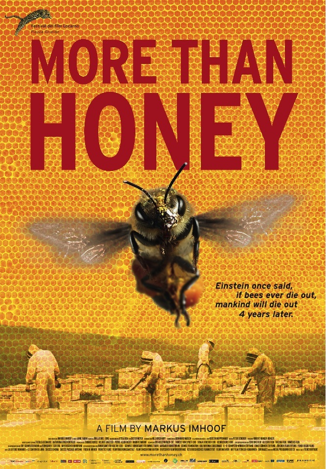bees hive new movie to help save the bees