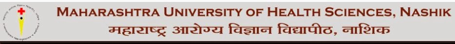Maharashtra University of Health Science