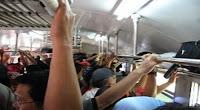 Waspada, Gerombolan Penjahat Seks di Kereta