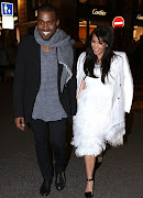 Keeping up with Kim Kardashian's baby bump style! (part 1)