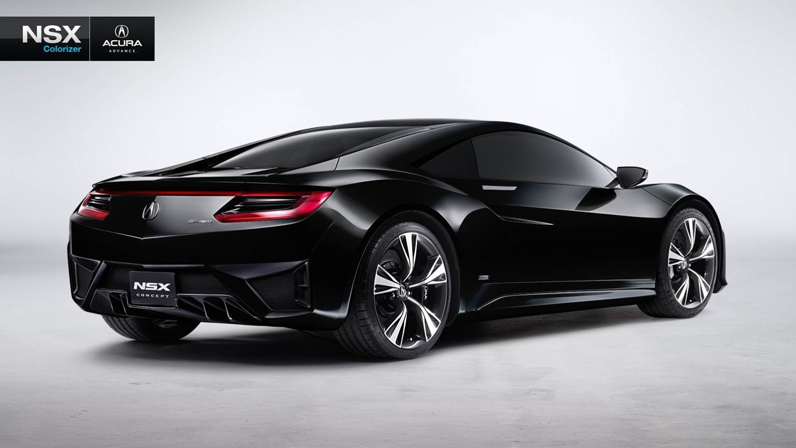 Upcoming 2016 Acura NSX