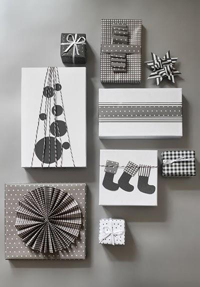 Art life envoltorios de regalo con mucho arte - Envoltorios para regalos ...