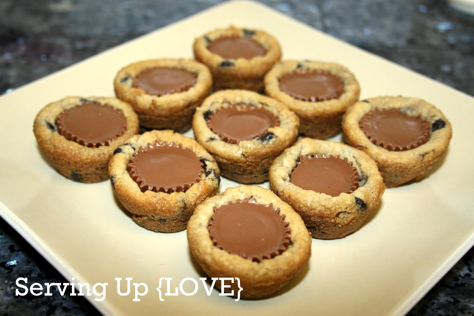 peanut butter cup cookies chocolate chip peanut butter peanut butter ...
