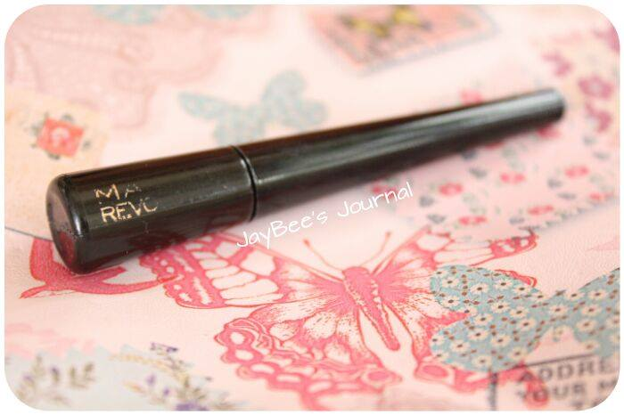 Makeup revolution waterproof amazing liquid eye liner review swatches pakistan