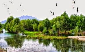 Kırmıtlı Kuş Cenneti, Osmaniye