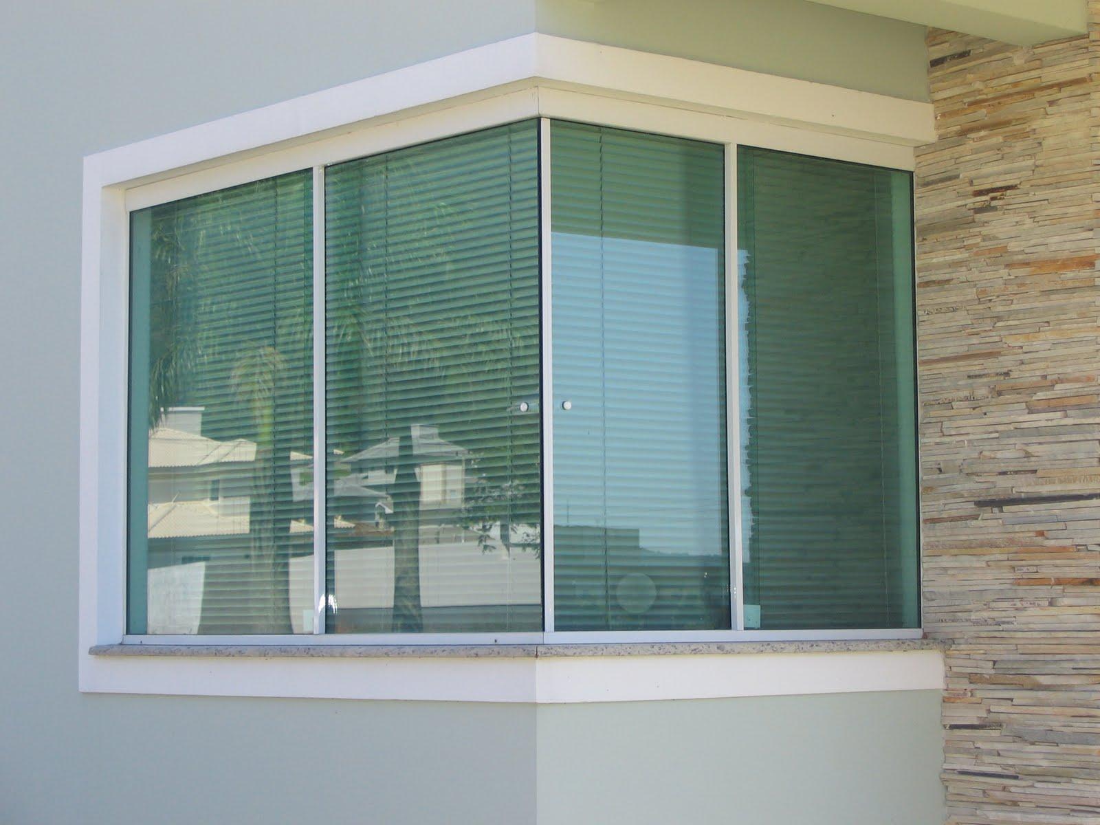 #826E49 Inspirações para Projetar: Janelas 432 Janelas De Vidros Para Residencia