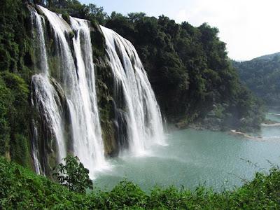Cachoeira Huangguoshu – China