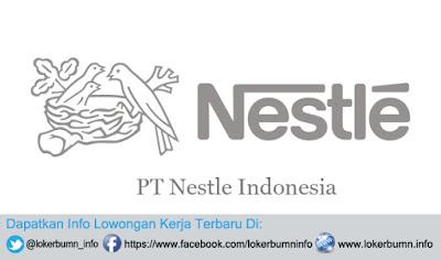 Lowongan Kerja PT Nestle Indonesia