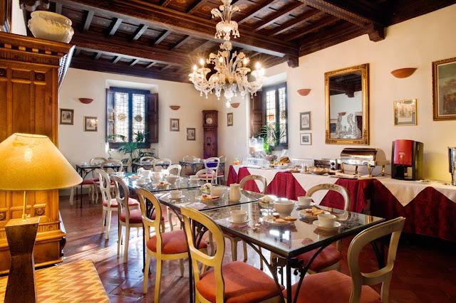 Villa Campestri ristorante