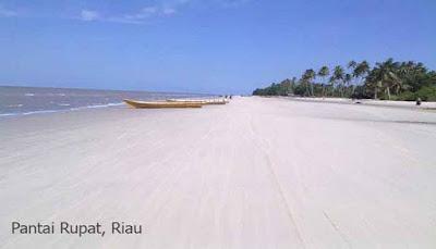Pantai Rupat, Riau