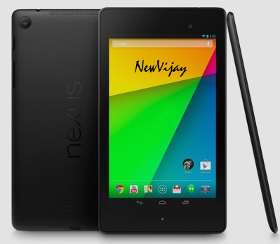 New Nexus 7 leaked image and system specification_NewVijay