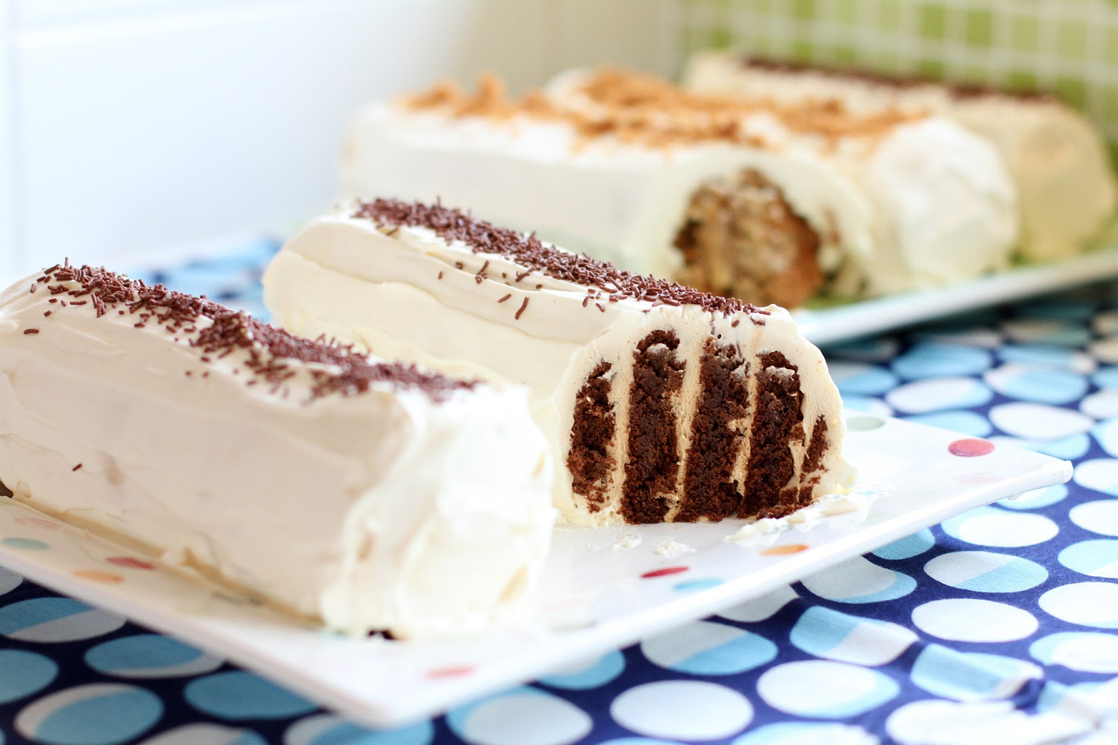 Chocolate Ripple Cake Images : make it perfect: .Ripple Cakes.