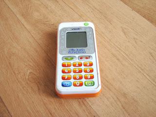 speelgoed telefoon baby peuter kleuter