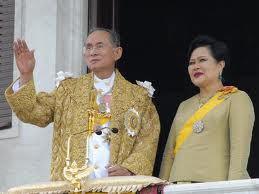 KING & QUEEN of Thailand