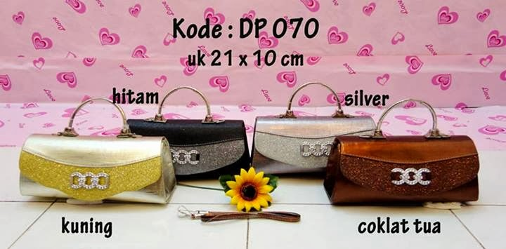 Tas Pesta Tripel Ring DP 70