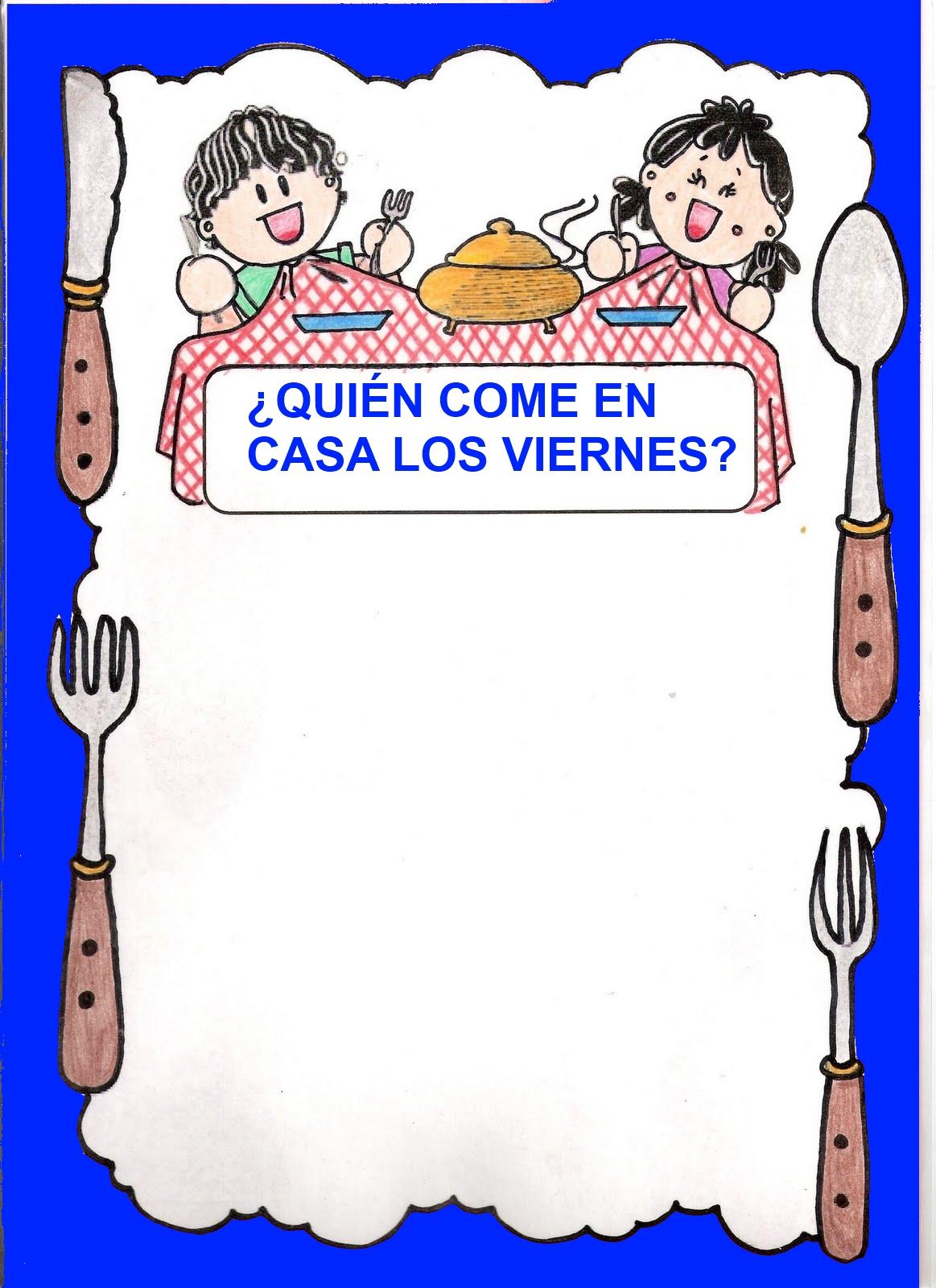 Recursos para el aula de infantil carteles comedor for Cartel comedor infantil