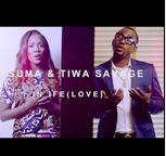 OFFICIAL VIDEO: PASUMA - IFE ft. Tiwa Savage