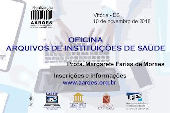 Oficina Arquivos Instituições de Saúde 2018