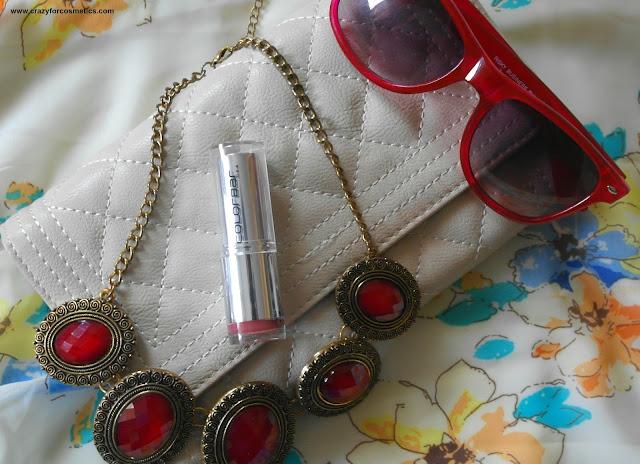 Colorbar USa lipsticks in India