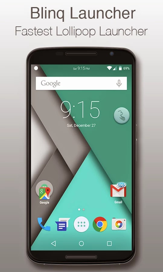 Blinq Lollipop Launcher Prime v2.0.2