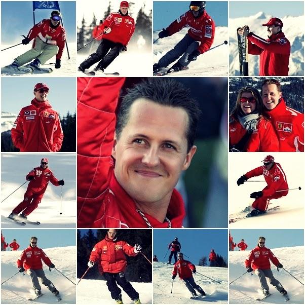 Michael Schumacher wyszedł ze śpiączki