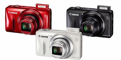 Canon PowerShot SX600 HS, compact system camera, digital camera, Full HD video, superzoom camera, Wi-Fi camera, NFC, new canon camera, creative filter,