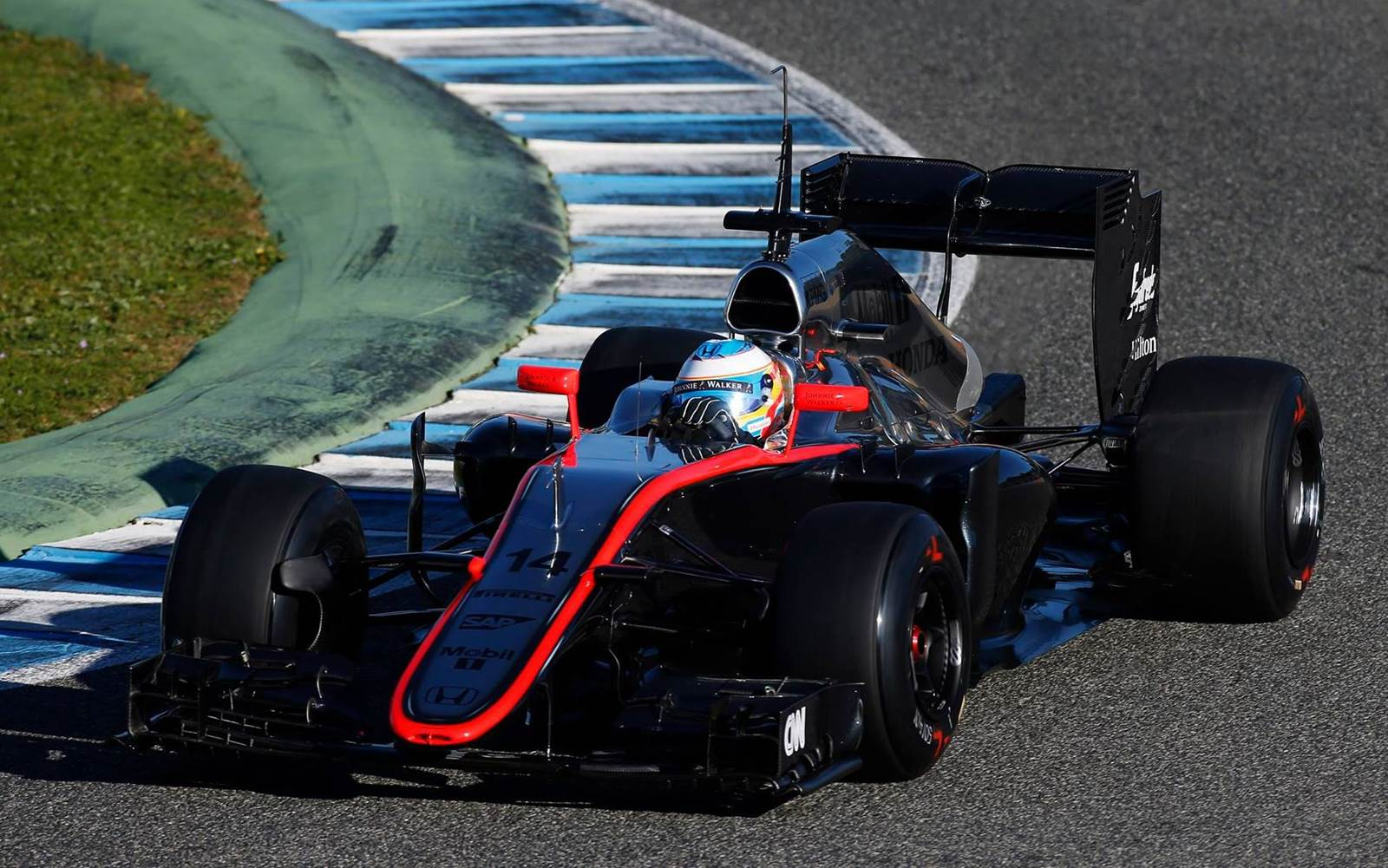 McLaren Honda MP4/30 - Alonso