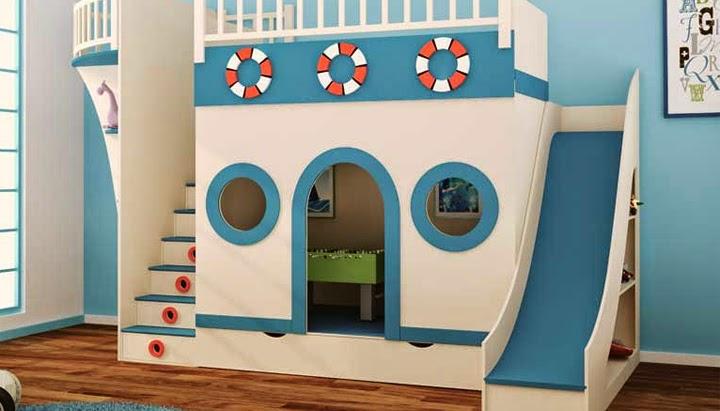 Marzua habitaciones infantiles tem ticas - Habitaciones infantiles tematicas ...