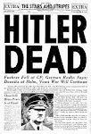 Hitler Dead April 30, 1945