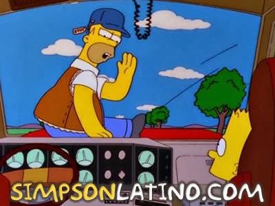 Los Simpson 10x17