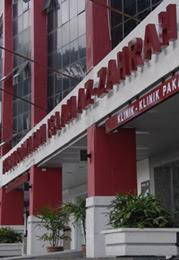 Pusat Rawatan Islam Az-Zahrah, Seksyen 9, Bandar Baru Bangi, Selangor Darul Ehsan