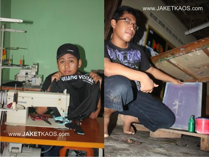 ... jaket dan kaos kualitas Distro: produsen jaket dan kaos di yogyakarta
