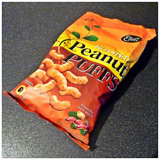 Ellert Roasted Peanut Puffs
