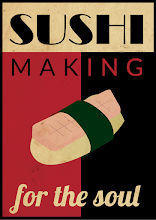 SUSHI MAKING FOR THE SOUL
