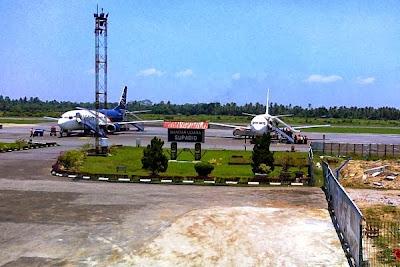 Bandara Supadio Pontianak. ZonaAero