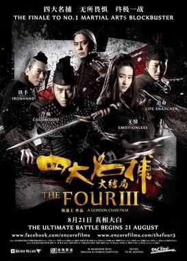 Os Quatro 3: A Batalha Final Dublado