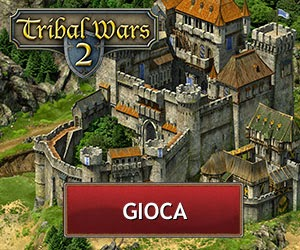 Tribal Wars 2 ita rgeistrazione