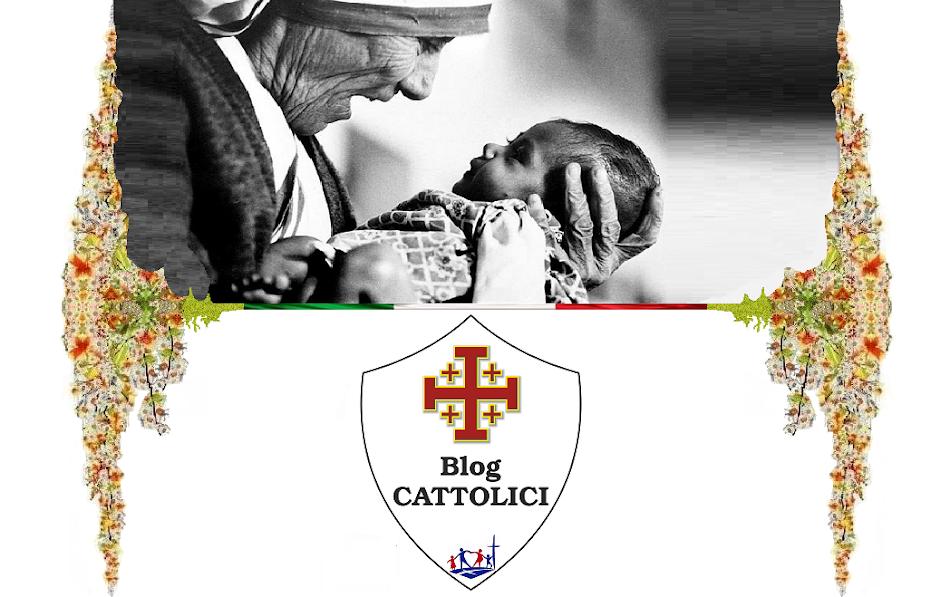 Blog CATTOLICI (Catholic Blogs - Francesco De Marco)