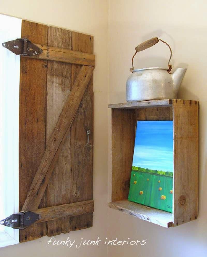 Decoraci n - Costruire una porta a libro fai da te ...