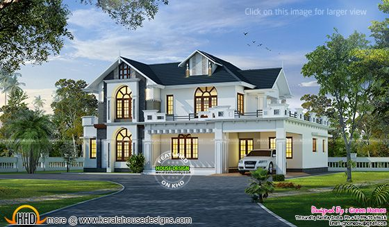 Wonderful house design