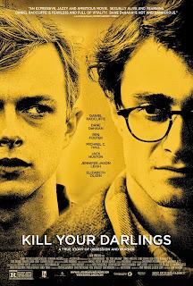 Novo filme de Daniel Radcliffe, 'Kill Your Darlings', tem primeiro cartaz divulgado   Ordem da Fênix Brasileira