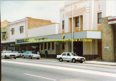 The branch in 1992