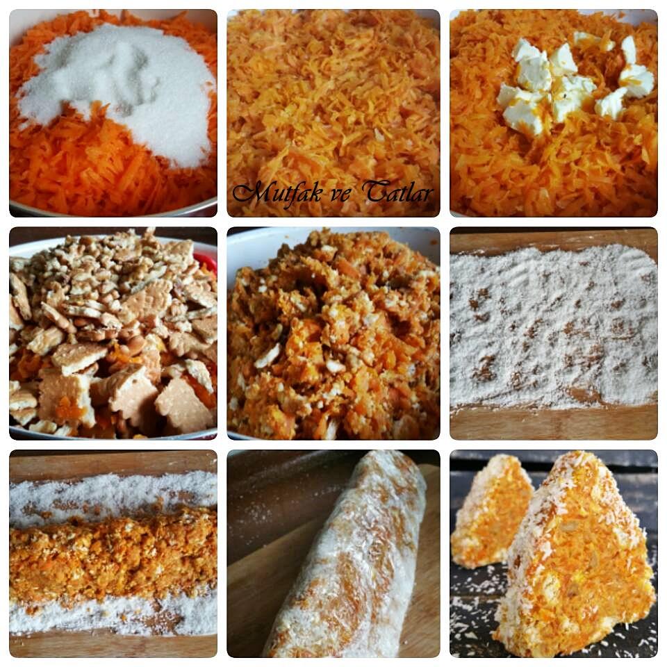 Biskuvili Piramit Pasta Videosu