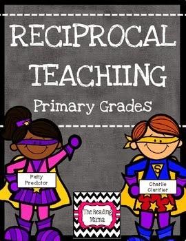 https://www.teacherspayteachers.com/Product/Reciprocal-Teaching-for-Primary-Grades-674230