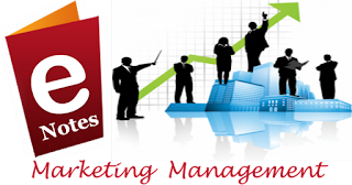 MBA Notes - Marketing Management Notes